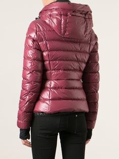 Shop Moncler Grenoble fur trim padded jacket in  from the world's best independent boutiques at farfetch.com. Over 1000 designers from 300 boutiques in one website.