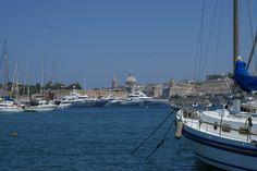 Manoel Island Marina #Malta  Location of Camilleri Marine :)