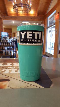 http://www.cadecga.com/category/Yeti-Rambler/ Yeti Colored Rambler 20 Teal – Patriot Jacks Outfitters