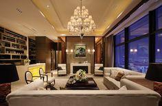 #luxury_appartment  #luxury_living_room #STEVE_LEUNG_DESIGNERS
