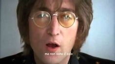 Imagine john Lennon traduzione in italiano (VIDEO HD + TESTO)
