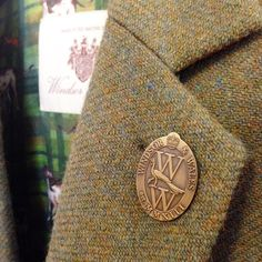 The KESTREL tweed jacket
