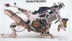 Honda VTR 1000 firestorm