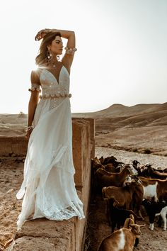 Dramatic, eclectic and effortlessly cool, boho brides will love Wild Heart the new collection of Rue De Seine wedding dresses. Indie Wedding Dress, Boho Wedding Dress Bohemian, Western Wedding Dresses, Sexy Wedding Dresses, Boho Bride, Bridal Dresses, Wedding Gowns, Lace Wedding, Wedding Greenery