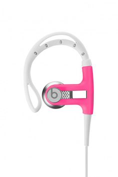 Beats By Dre Powerbeats Our biggest running pet peeve? Keeping our ear buds in check! Well, thanks to Beats By Dre's Powerbeats our ear buds aren't going anywhere anytime soon. These guys contour to the shape of your ear and stay firmly in place, for even the most rowdy workouts. Hey, you know if they were co-designed by LeBron James, they are staying put. They come in a fun array of colors and you can actually change the music right from the cord. Amazing!Beats By Dre Powerbeats, $150…