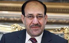 Iraq's Prime Minister Nouri al-Maliki