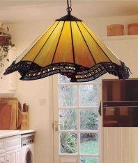 Lampade stile Tiffany : collezione ABBIE