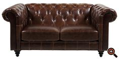 Chesterfield Sofa aus Leder - Couch, Ecksofa & Sessel als Design Klassiker