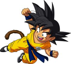 Dragon Ball - kid Goku 18 - Dragon Box by superjmanplay2.deviantart.com on @DeviantArt
