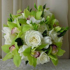 Wedding, Flowers, Bouquet, White, Green, Bridal, Light, San diego wholesale flowers