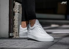 Filling Pieces Low Top Cleo (White)