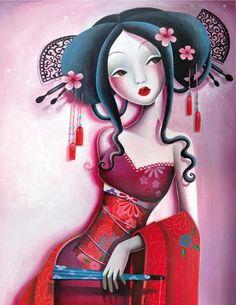 Lady Blossom