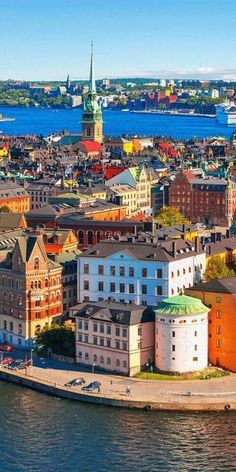 Stockholm.  I want to go see this place one day. Please check out my website thanks. www.photopix.co.nz