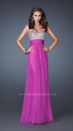 { 18528 | La Femme Fashion 2013 } La Femme Prom Dresses