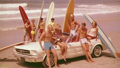 If it weren't for surfing, there wouldn't be surf music. Find out what defines the sound of the surf born in Southern California in the Types Of Photography, Candid Photography, Aerial Photography, Vintage Photography, Street Photography, Landscape Photography, Life Photography, Surf Vintage, Vintage Surfing