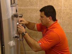 Installing Shower Plumbing