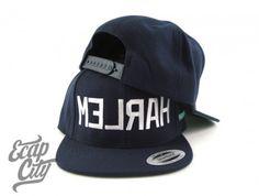 Mightyhealthy-Harlem-Snapback-hats-Caps-Navy
