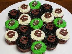 Gamecock Cupcakes
