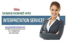 Bhasha Bharati Arts is providing professional language interpretation services for Indian & Foreign languages