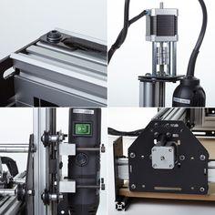 Shapeoko 2 Open-Source CNC Milling Machine