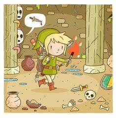 Links Awakening | Flickr - Photo Sharing!