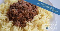 Dinner time can be a challenge when you need yummy low FODMAP options so we created three delicious dishes for you! Fodmap Diet, Low Fodmap, Bolognese Recipe, Tinned Tomatoes, Home Meals, Tasty Dishes, Dinner Recipes, Food And Drink, Thermomix