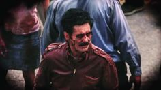 Burt Reyolds (Dawn of the Dead 2004)