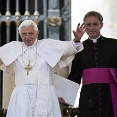 Myth Busted: Benedict XVI 'Mystical Experience' Story Not True