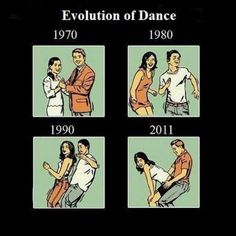 WTF has dancing become?