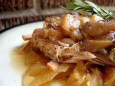 Honey Ginger Apple Shredded Pork | PaleOMG - Paleo Recipe