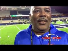 Lone Star Gridiron's Matthew Davidson was on hand for a battle of the ages between Southlake Carroll and Duncanville. Southlake Carroll, Texas High School Football, Interview, Baseball Cards, Sports, Sport