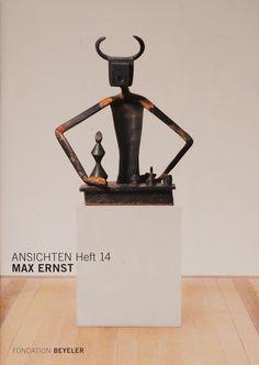"""""""Max Ernst, Ansichten Heft 14"""" Ed. Fondation Beyeler, Riehen/Basel 2011"""