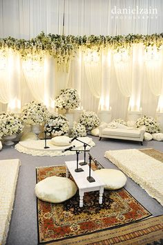 Daniel Zain Photography - Malaysia and Destination Weddings, Contemporary Portraits: Syaheedah & Muhammad Ihsan - Nikah Ceremony