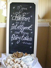 The Complete Guide to Imperfect Homemaking: A Storybook Baby Shower
