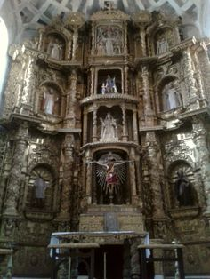 Iglesia de Su Merced / Sucre - Bolivia