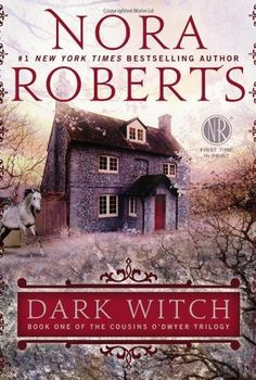 Dark Witch by Nora Roberts.  In the first book of the Cousins O'Dwyer trilogy, Iona Sheehan moves to Ireland to investigate her family's history.  A magical novel of paranormal romance from one of the most popular authors writing today!