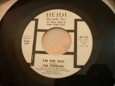 Very Rare Doo Wop/Soul Crossover Ballad by The Yeomans