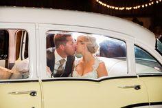 Antique Chevrolet getaway car - Charleston wedding photographer - Riverland Studios