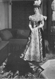 Queen Alexandra of England, Princess of Denmark