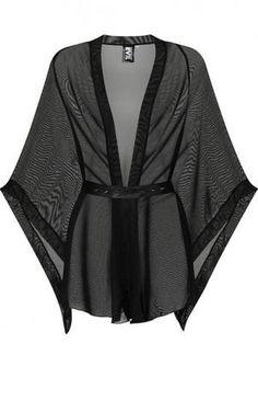 Necessary Evil Tops & Blouses Aphrodite Kimono