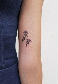 121 Beste Afbeeldingen Van Tattoo Roos In 2019 Tatoeage