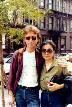 John and Yoko, 1980