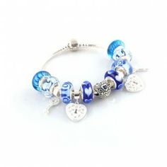 AEKK Murano and Silver Heart of Blue Ocean Bracelets'  Adjustable Ring,Blackfriday big sale:save 35% off & free gift.Promo time:Nov.23--Nov.30.Share with facebook,pinterest or twitter,enter AEKK5 at checkout to save $5.Click here at www.aekk.com for details.Great amzings are waiting for you.Hurry up!!