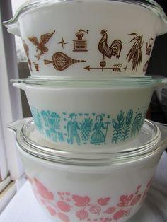I am old kitchen item obsessed!