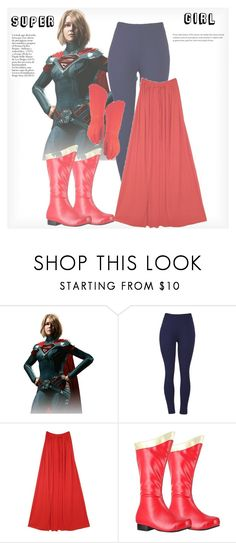 """""""Injustice 2"""" by hjackets ❤ liked on Polyvore featuring Ellie Shoes"""