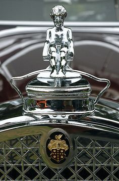 1930 Packard 745 Roadster - hood ornament...Re-pin brought to you by agents of #Carinsurance at #HouseofInsurance in Eugene, Oregon.