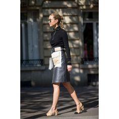 Paris Fashion Week F/S 2016: Best of Paris Streetstyles | Harper's BAZAAR