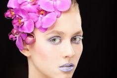 Orchid Queen by Koleta Gabrysiak » Eyeshadow Lipstick