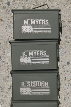 Groomsmen Gift Set Groom gift from Bride Ammo Box by ScissorMill Groomsmen Gift Box, Groomsmen Proposal, Groomsman Gifts, Bride And Groom Gifts, Father Of The Bride, Bride Groom, Boyfriend Anniversary Gifts, Birthday Gifts For Boyfriend, Engraved Gifts