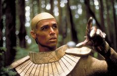"Stargate SG1 Season 1 Episode 7 - ""The Nox"""